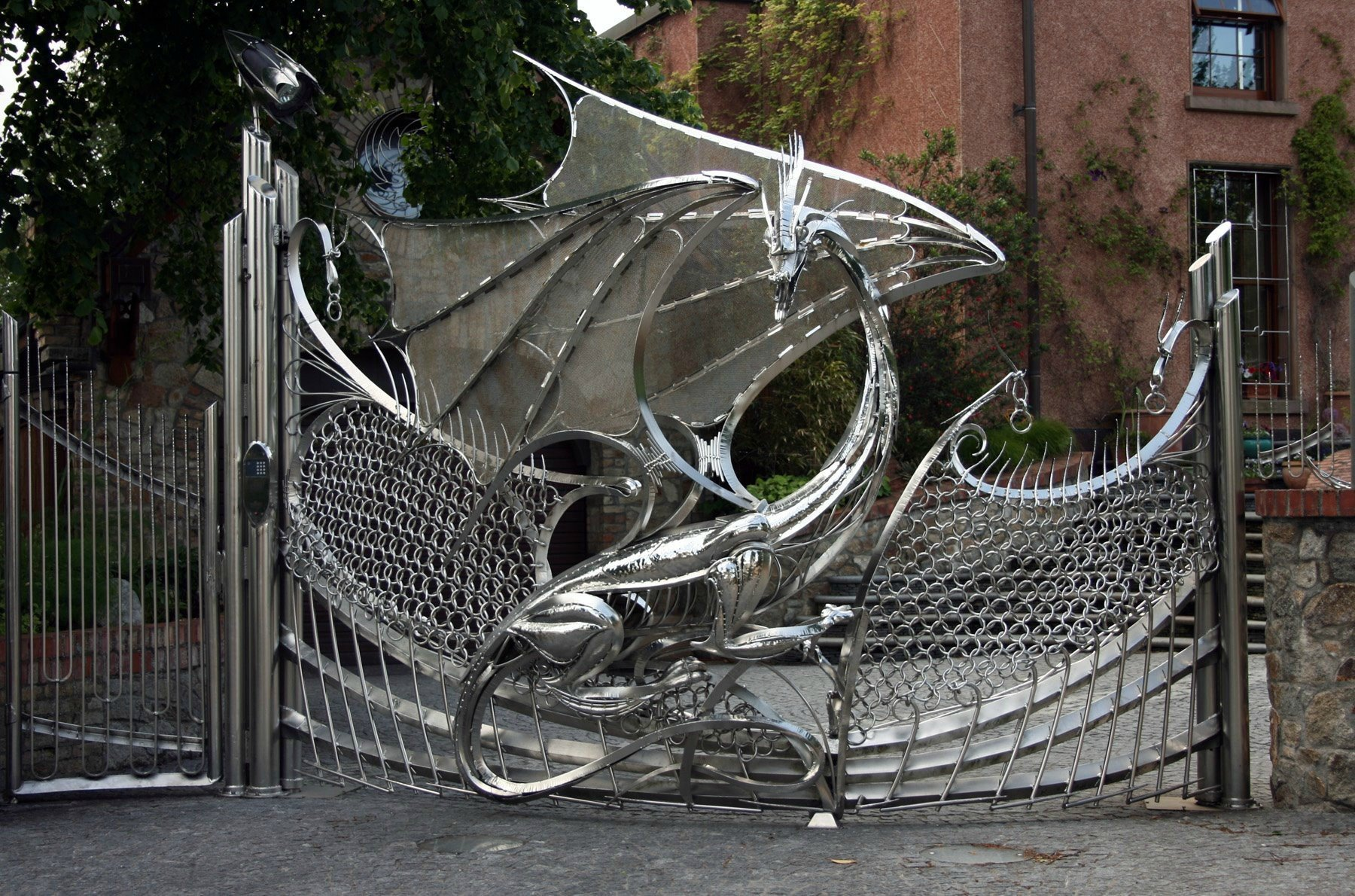 Dragon Gates Best Home Gates Ever