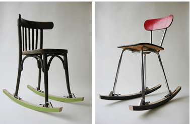 Rocker: Turn Your Chairs Into a Rocking Chair