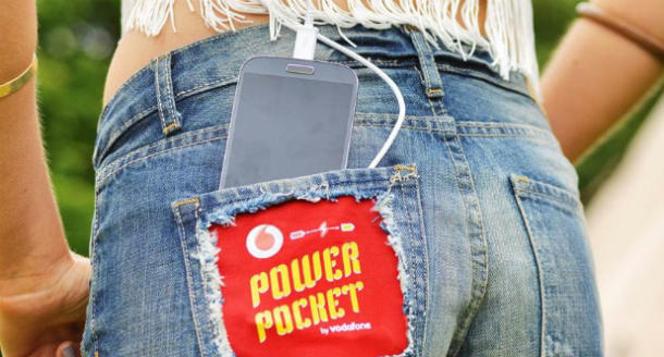 Power Shorts: Turn Your Movement Into Energy