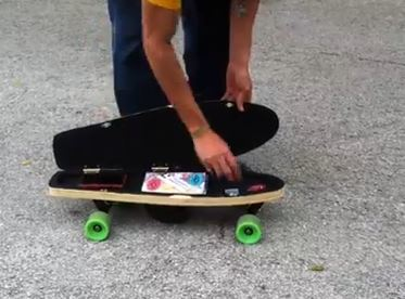 Briefskate Protects Your Things As You Have Fun