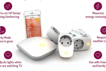 Brightup Smart Lighting for a Smarter Home