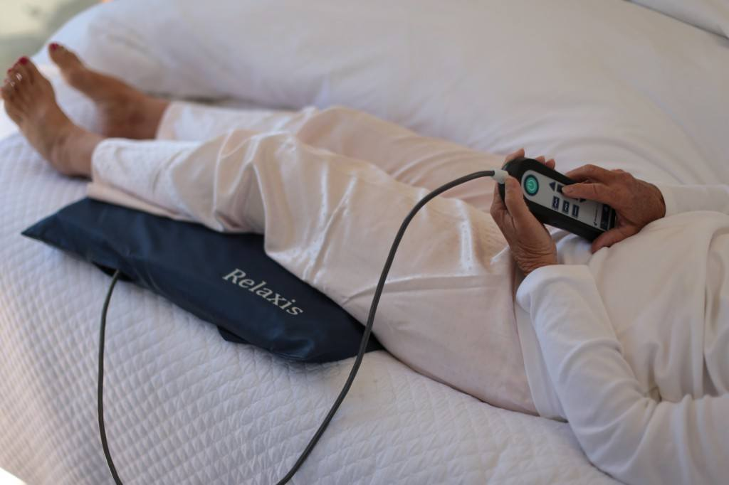 Relaxis Pad For Restless Legs :: Gadgetify.com