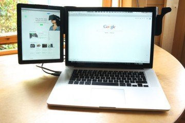Packed Pixels: Extra Monitor for Your Laptop