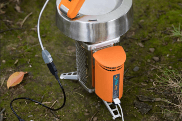 KettleCharge: Boil Water To Charge Your Smartphone