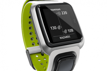 TomTom Golfer Watch Helps Your Game