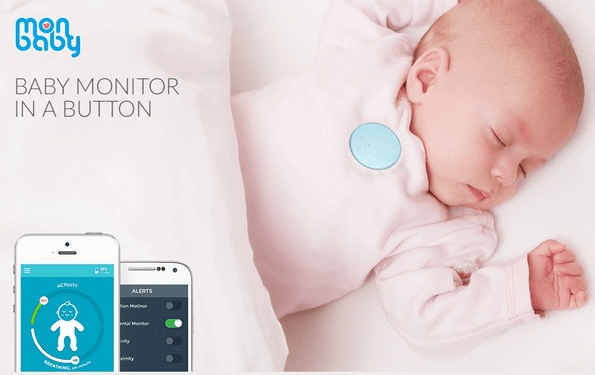 MonBaby – Wearable Baby Monitor