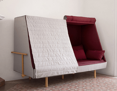 Orwell: Sofa + Bed + Privacy