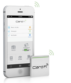 CardFi: iBeacon Integrated Business Card