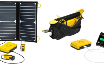 WakaWaka Base: Portable Solar Kit for Emergencies