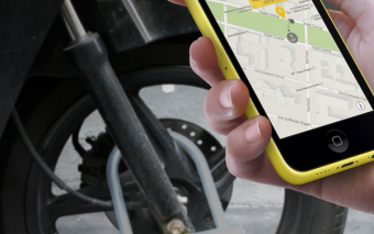 ULOCK: Connected Lock for Your Bike
