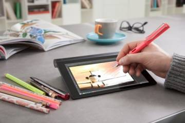 Lenovo AnyPen Turns Any Pen Into a Stylus