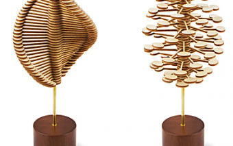 Helicone Nature-Inspired Mechanical Toy