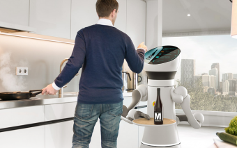 Care-O-bot 4 Wants To Be Your Robot Assistant