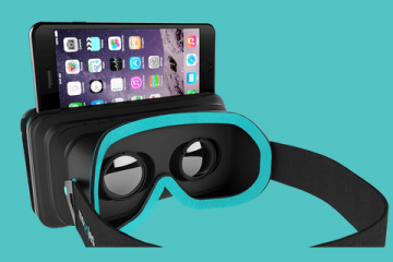 Moggles: Virtual Reality System for Smartphones
