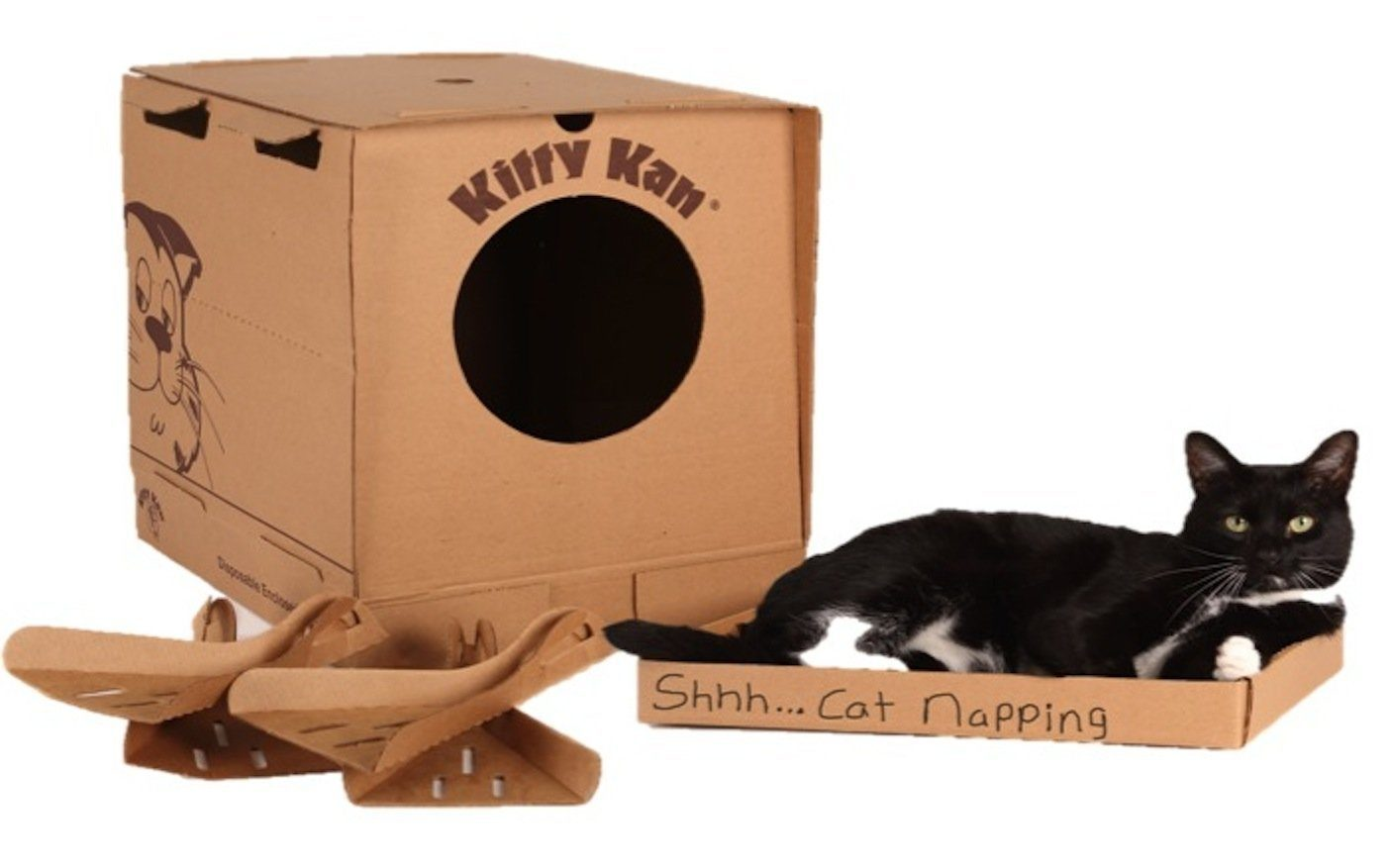 Cat Travel Crate With Litter Box Uk