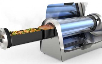 GoSun Grill: Solar Cooker for Outdoors
