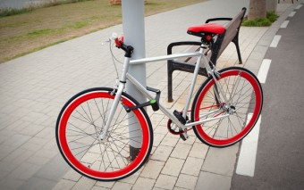 Foldylock: Folding Bike Lock