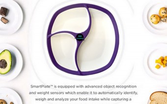 SmartPlate Intelligent Plate: Analyze What You Eat