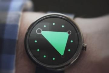 3Angle Smartwatch Uses a Triangle To Show Time