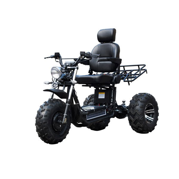 daymak boomer beast electric off road mobility scooter. Black Bedroom Furniture Sets. Home Design Ideas