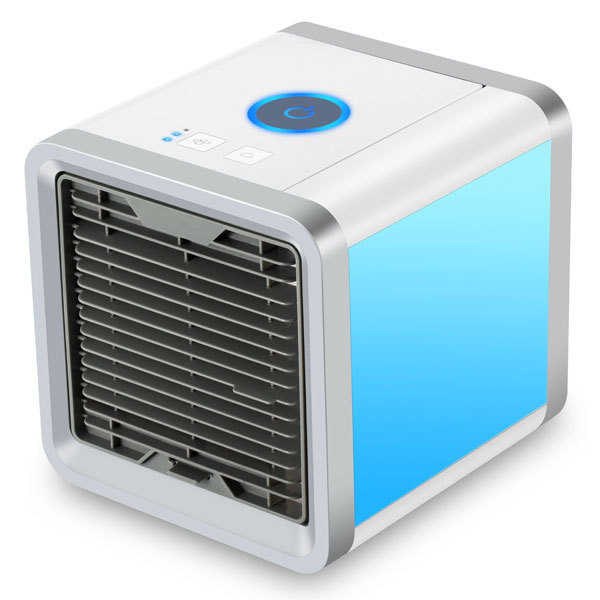 Fitfirst Usb Powered Portable Air Cooler With Night Light